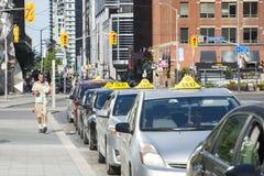 De voorsteden van Toronto Royalty-vrije Stock Fotografie