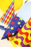 De voorwerpen van de partij Royalty-vrije Stock Fotografie