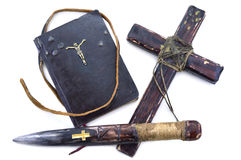De voorwerpen van de vampiermoordenaar Royalty-vrije Stock Afbeelding