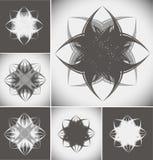 De voorwerpen van Grunge voor uw ontwerp Royalty-vrije Stock Foto's