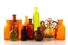 De voorwerpen van het glas royalty-vrije stock afbeelding