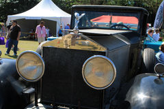 De Voorzijde van de oldtimer Royalty-vrije Stock Foto's
