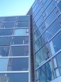 De voorzijde van het glas Stock Afbeeldingen