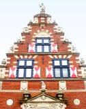 De Voorzijde van het museum Royalty-vrije Stock Fotografie
