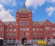 De voorzorgs- Bouw, Holborn, Londen Royalty-vrije Stock Afbeeldingen