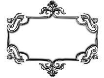 De vorm, spatie. Royalty-vrije Stock Fotografie