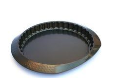 De vorm van het baksel stock afbeelding