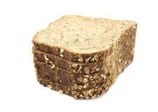 De vorm van het brood stock afbeelding