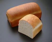 De vorm van het brood Stock Foto's