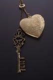 De vorm van het hart Stock Afbeeldingen