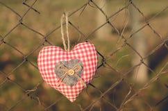 De vorm van het hart Royalty-vrije Stock Foto