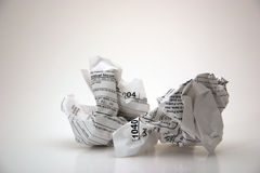 De vormen van de belasting (frustratie met belastingen) Stock Fotografie