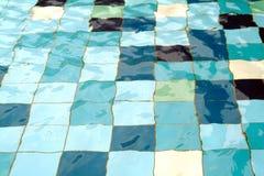De vormen van het water royalty-vrije stock afbeelding