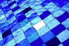 De vormen van het water Stock Afbeeldingen