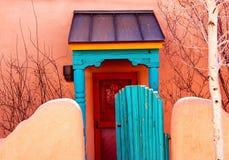 De Vormen van New Mexico stock afbeelding