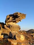 De vorming van de rots, Royalty-vrije Stock Afbeelding