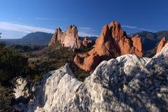De vorming van de rots Stock Fotografie
