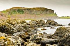 De vorming van de rots op Arran Royalty-vrije Stock Fotografie