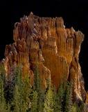 De Vorming van de Rots van de Canion van Bryce Royalty-vrije Stock Afbeeldingen