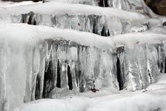 De Vorming van het ijs Royalty-vrije Stock Fotografie