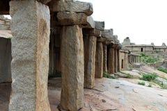 De vorming van pijlers, ruïnes, rotsen, en Groepsmonumenten van T stock foto