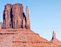 De vormingen van de rots Stock Afbeeldingen