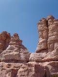De Vormingen van de rots Stock Foto's