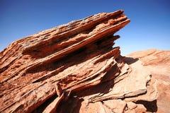 De vormingen van de rots royalty-vrije stock afbeeldingen