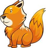 De vos van de illustratie Stock Afbeelding