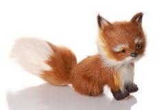 De vos van het stuk speelgoed royalty-vrije stock fotografie