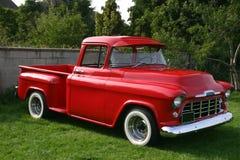 De vrachtwagen van Chevrolet Stock Foto's