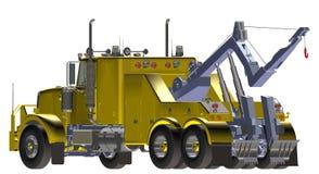 De Vrachtwagen van de analyse Royalty-vrije Stock Foto's