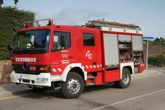 De vrachtwagen van de brand   Royalty-vrije Stock Fotografie