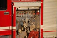 De vrachtwagen van de brand Royalty-vrije Stock Foto