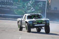 De Vrachtwagen van de Energie van het monster Stock Afbeeldingen