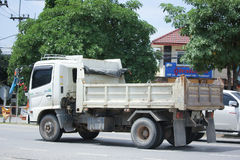 De Vrachtwagen van de Hinostortplaats van Chiangmai-Poolsterbedrijf Stock Afbeeldingen