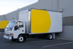 De Vrachtwagen van de levering Royalty-vrije Stock Foto's