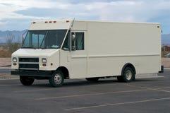 De Vrachtwagen van de levering Stock Foto