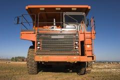 De vrachtwagen van de mijnbouw Stock Fotografie