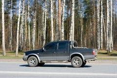 De vrachtwagen van de oogst royalty-vrije stock foto