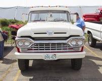 1960 de Vrachtwagen van Ford F250 Stock Afbeeldingen