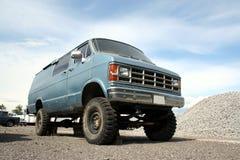 De vrachtwagen van het monster Royalty-vrije Stock Afbeeldingen