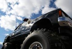 De vrachtwagen van het monster Stock Foto's