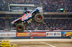 De Vrachtwagen van het monster Royalty-vrije Stock Fotografie