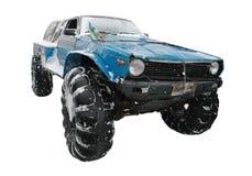 De vrachtwagen van het monster Royalty-vrije Stock Afbeelding