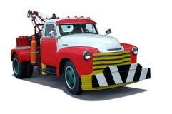 De Vrachtwagen van het slepen Royalty-vrije Stock Afbeeldingen