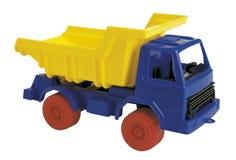 De Vrachtwagen van het stuk speelgoed Royalty-vrije Stock Afbeeldingen