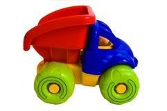De Vrachtwagen van het stuk speelgoed Stock Fotografie