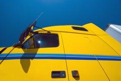 De vrachtwagen van het vervoer Stock Afbeeldingen