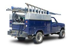 De Vrachtwagen van het werk royalty-vrije stock fotografie
